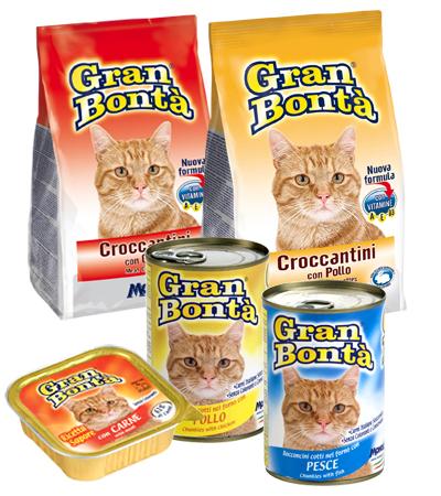 Gran Bontà alimento gatto