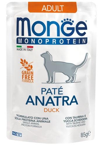 monge_monoprotein_gatto_umido_paté_anatra_adult